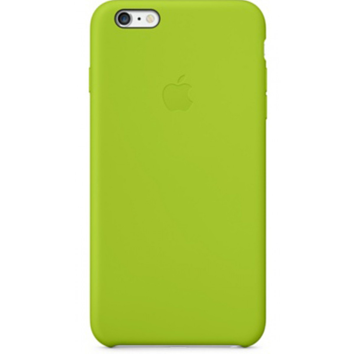 iphone 6 silicone case green mgxu2. Black Bedroom Furniture Sets. Home Design Ideas
