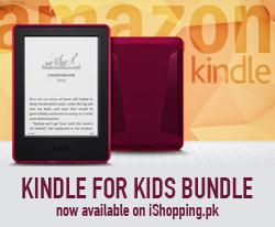 Kindle Right Banner