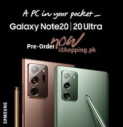 Samsung Galaxy Note 20 Ultra Pre Orders in Pakistan