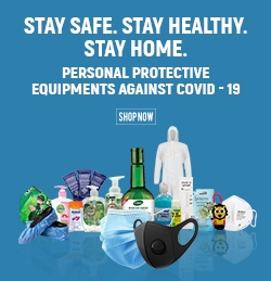 COVID-19 Safety Essentials Products in Pakistan