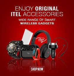 iTel Accessories Price in Pakistan