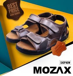 MOZAX Sandals Price in Pakistan
