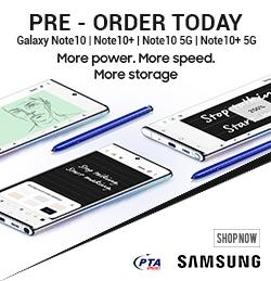 Samsung Galaxy Note 10 Price in Pakistan